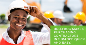 bullfroginsurancecontractorsinsurance
